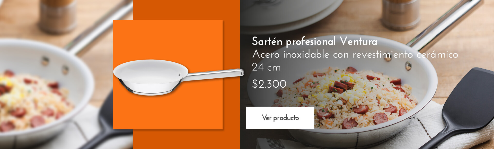 Sarten_Ventura 24cms