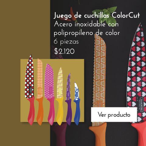 Cuchillas Colorcut